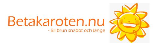 betakaroten.nu logo